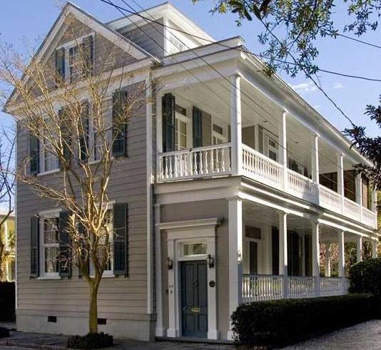 A Charleston Single House