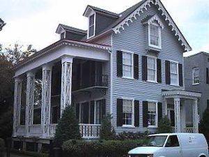 George W. Cooper House
