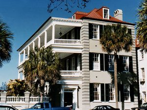Caspar Shutt House