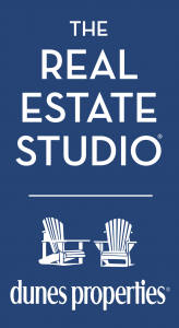 Logo of The Real Estate Studio of Dunes Properties in Charleston, SC