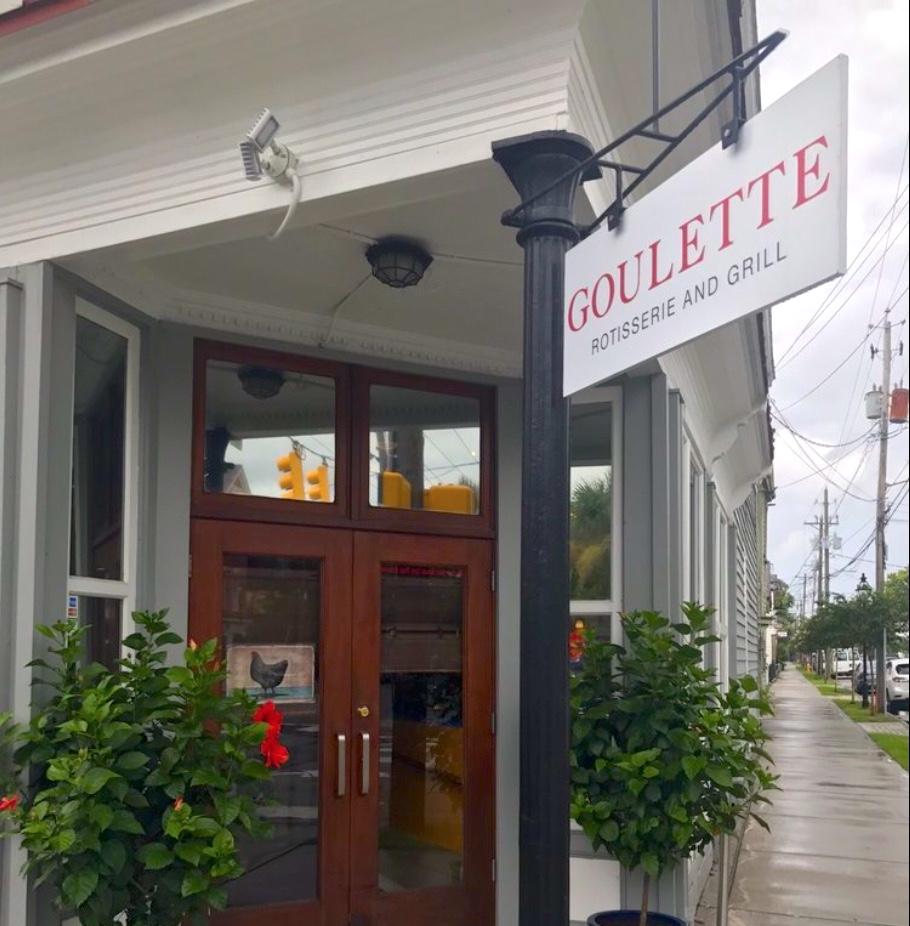 Goulette restaurant in Charleston