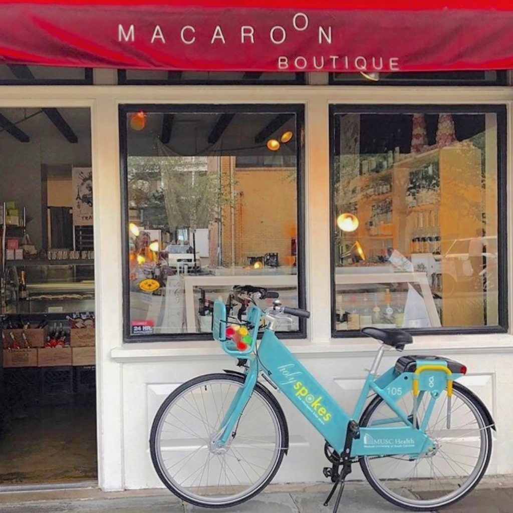 Macaroon Boutique in Charleston
