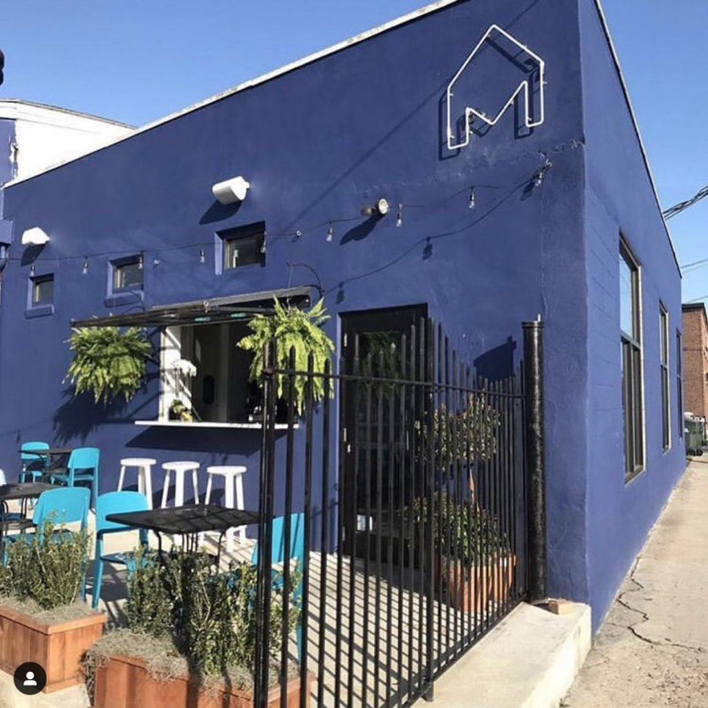 Maison restaurant in Charleston