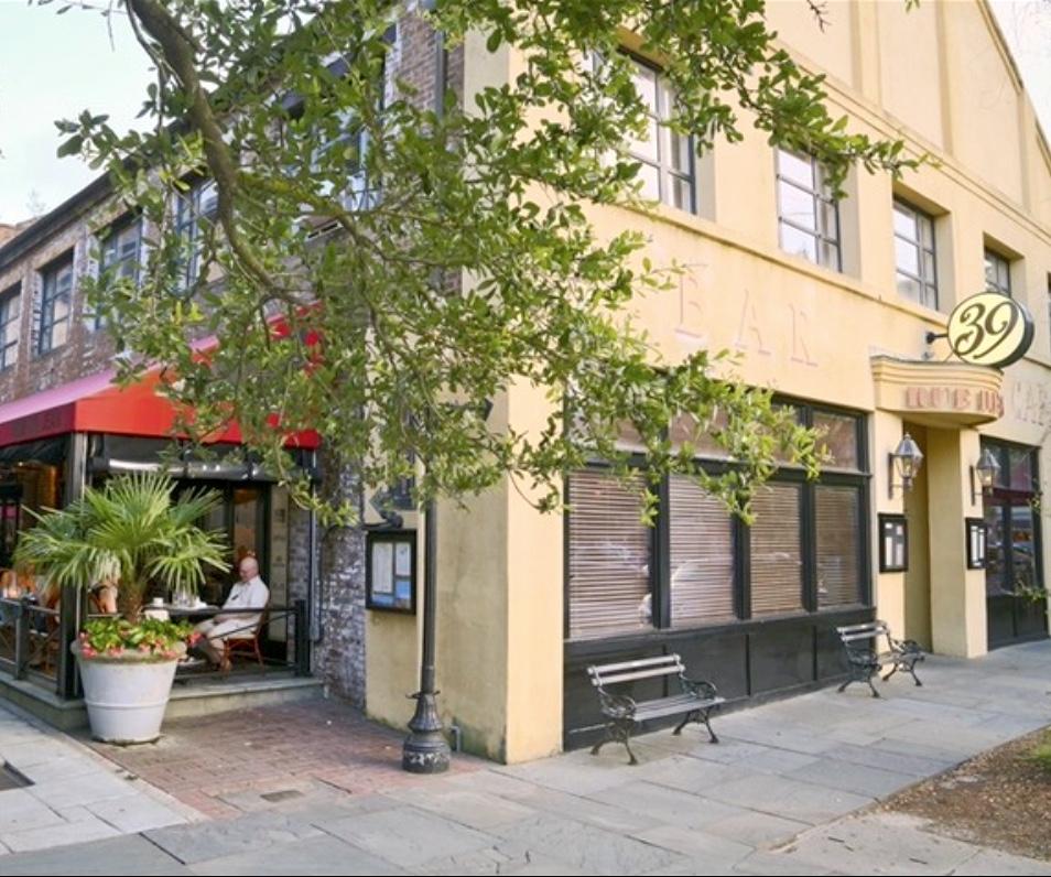 39 Rue de Jean restaurant in Charleston