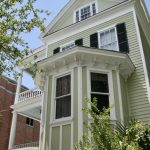 Homes in Charleston, SC in use as undergraduate student rentals