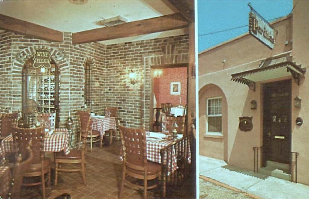 Perdita's Restaurant in Charleston